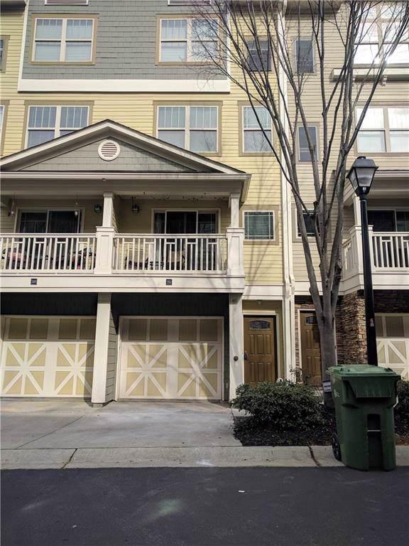 216 Semel Circle NW #351, Atlanta, GA 30309 (MLS #6661442) :: RE/MAX Prestige