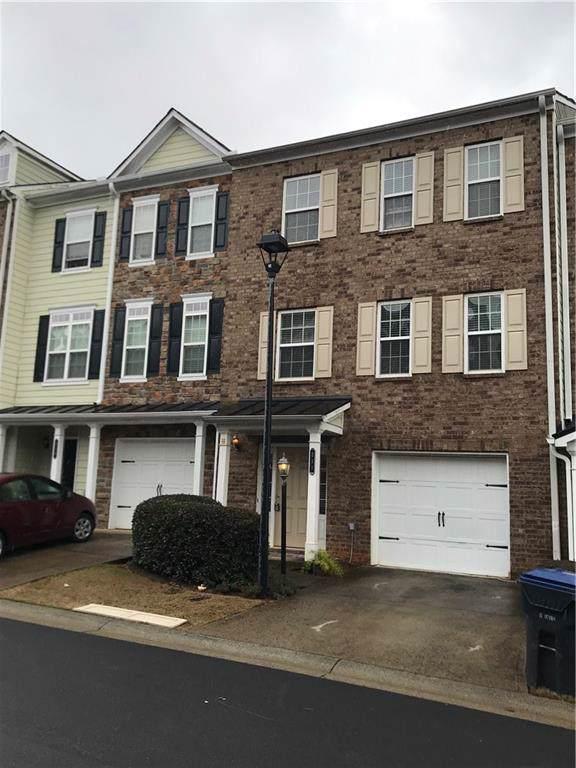211 Plaza Park Walk #2, Kennesaw, GA 30144 (MLS #6663155) :: Kennesaw Life Real Estate