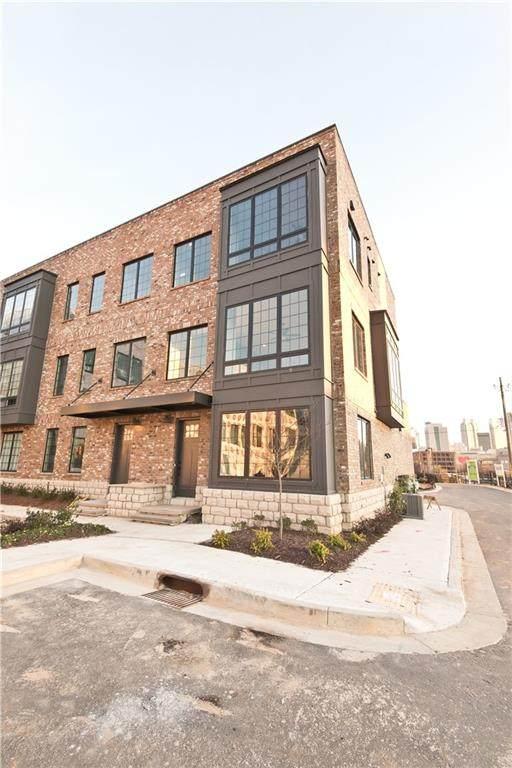 266 Castleberry Station Drive, Atlanta, GA 30313 (MLS #6679830) :: Path & Post Real Estate