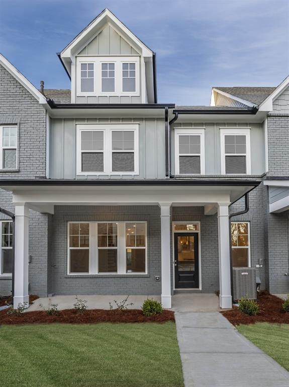 2762 Bell Drive #18, Smyrna, GA 30080 (MLS #6680632) :: North Atlanta Home Team