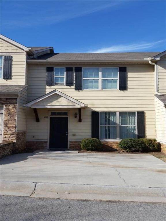 4141 High Park Terrace #65, East Point, GA 30344 (MLS #6682823) :: North Atlanta Home Team
