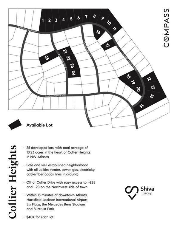 000 Larchmont Circle NW, Atlanta, GA 30318 (MLS #6686736) :: Tonda Booker Real Estate Sales