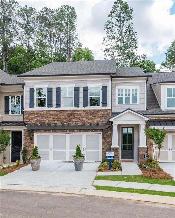187 Bellehaven Drive #36, Woodstock, GA 30188 (MLS #6690958) :: Path & Post Real Estate
