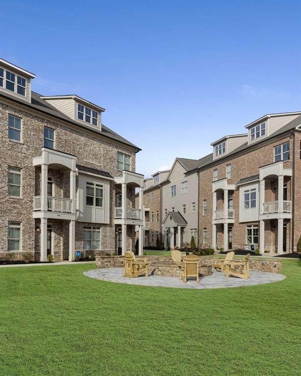 1272 Stone Castle Circle #19, Smyrna, GA 30080 (MLS #6693301) :: North Atlanta Home Team