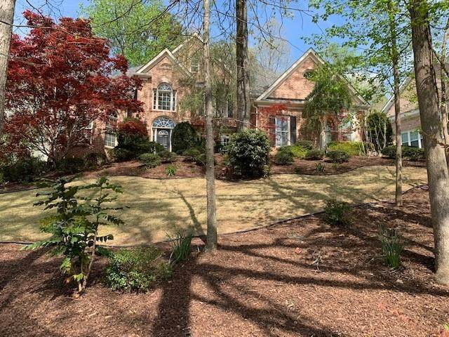 621 Lake Overlook Drive, Canton, GA 30114 (MLS #6705410) :: Path & Post Real Estate
