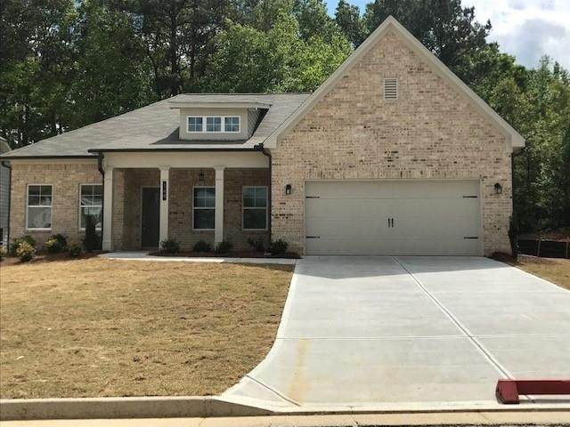 160 Crestbrook Lane #117, Dallas, GA 30157 (MLS #6708502) :: Thomas Ramon Realty