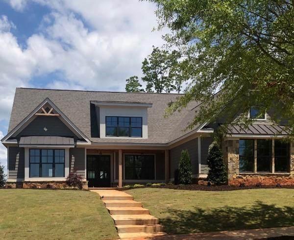 6878 S Bluff Court, Gainesville, GA 30506 (MLS #6713676) :: Rich Spaulding