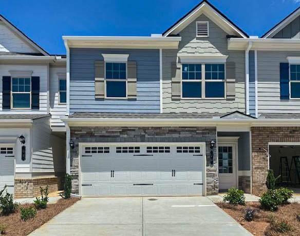 90 Bromes Street #9, Lawrenceville, GA 30046 (MLS #6715517) :: North Atlanta Home Team