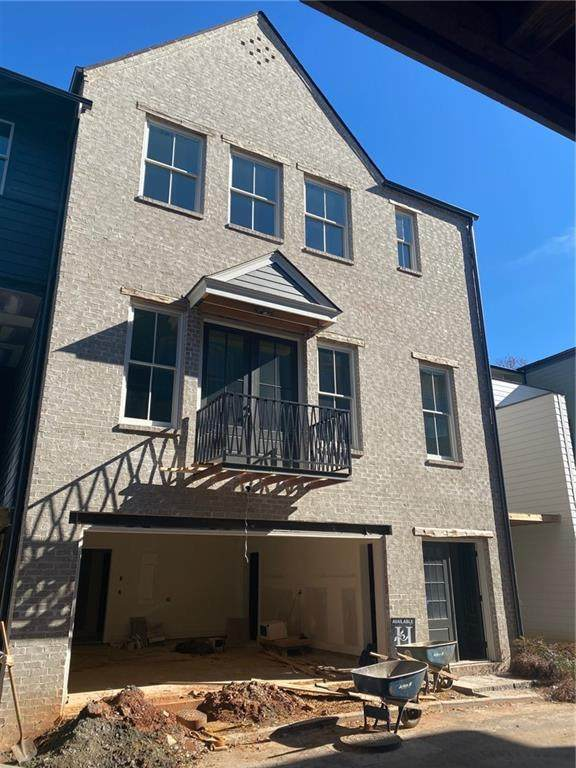 255 Colebrook Street NE #22, Atlanta, GA 30307 (MLS #6716507) :: Rock River Realty
