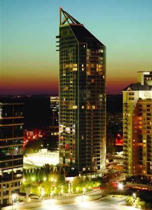 3338 Peachtree Road #1601, Atlanta, GA 30326 (MLS #6723744) :: The Zac Team @ RE/MAX Metro Atlanta