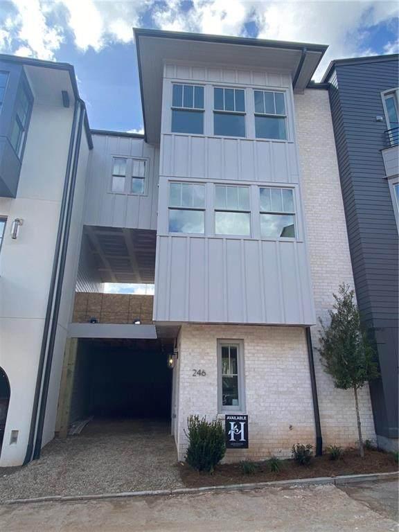 246 Colebrook Street #7, Atlanta, GA 30307 (MLS #6731571) :: RE/MAX Prestige