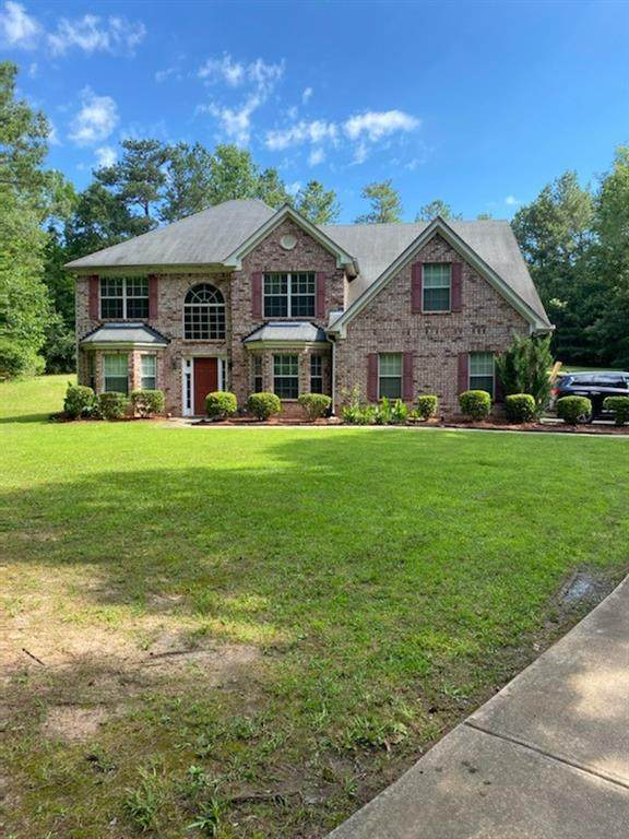 136 Hanes Creek Drive, Stockbridge, GA 30281 (MLS #6739467) :: North Atlanta Home Team