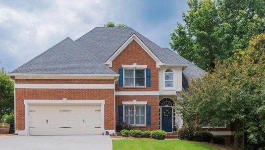 3818 Upland Drive, Marietta, GA 30066 (MLS #6740073) :: North Atlanta Home Team