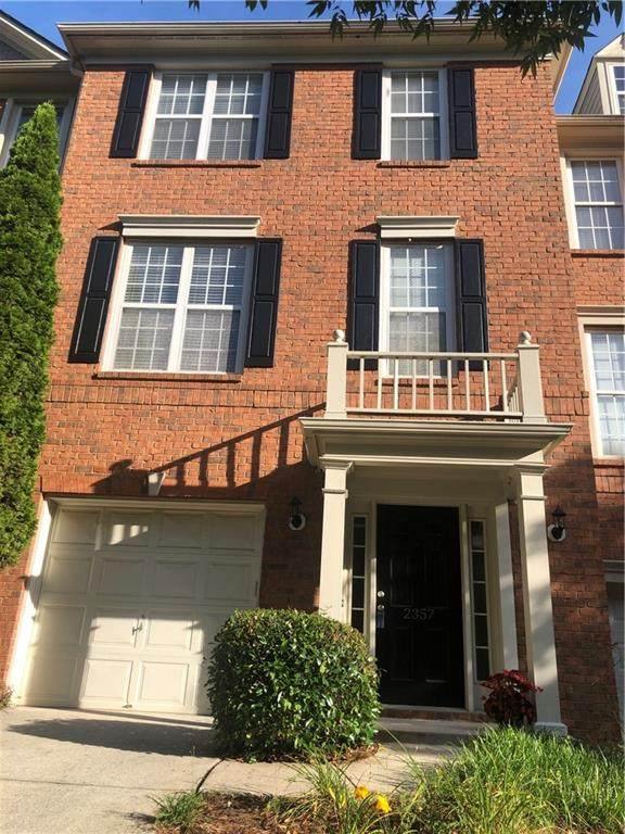 2357 Towneview Court #8, Atlanta, GA 30339 (MLS #6744234) :: BHGRE Metro Brokers