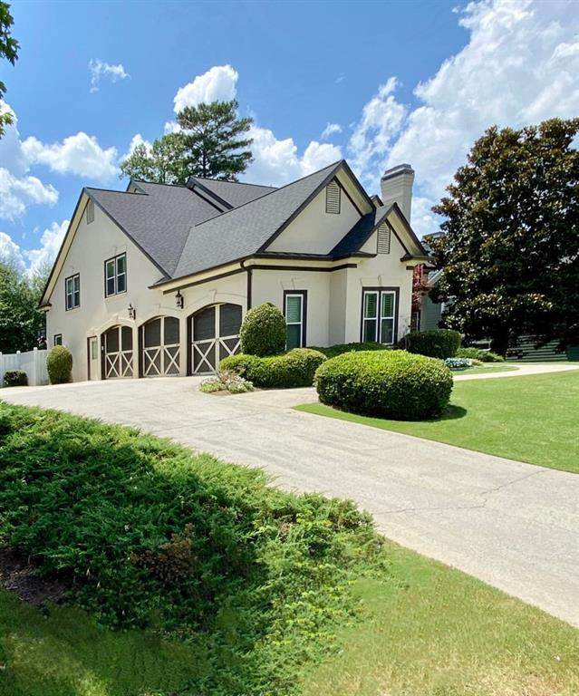 110 Steeple Gate Lane, Roswell, GA 30076 (MLS #6744371) :: The Zac Team @ RE/MAX Metro Atlanta