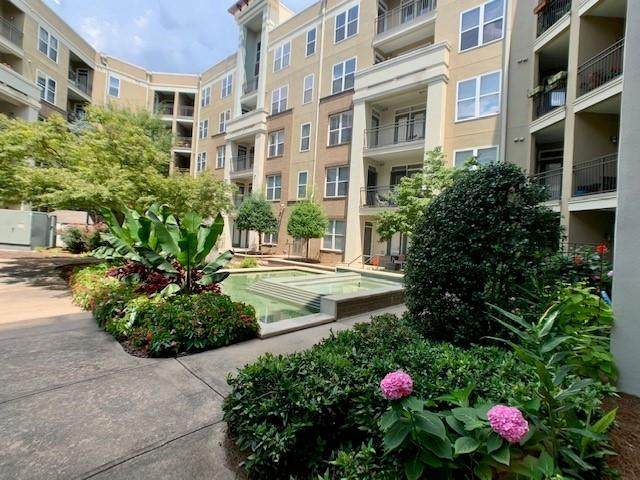 390 17th Street #3067, Atlanta, GA 30363 (MLS #6767086) :: Keller Williams Realty Cityside