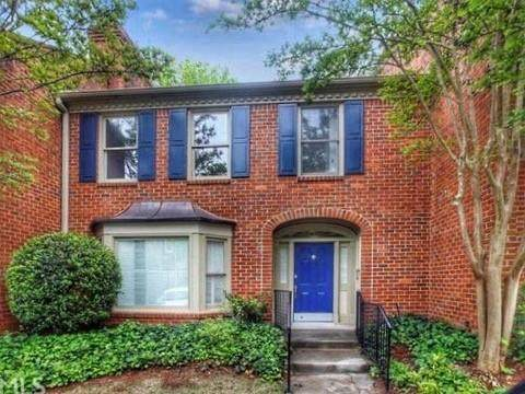 11 Plantation Drive NE #11, Atlanta, GA 30324 (MLS #6767494) :: The Butler/Swayne Team