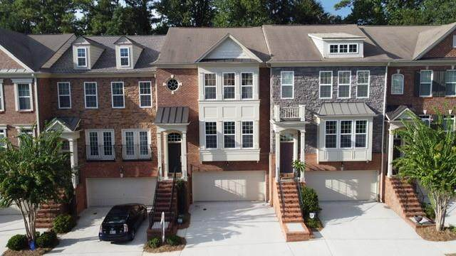 4653 Wehunt Commons Drive #4, Smyrna, GA 30082 (MLS #6773113) :: Path & Post Real Estate