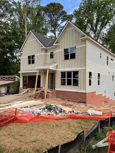 2694 Drew Valley Road, Brookhaven, GA 30319 (MLS #6829878) :: Good Living Real Estate
