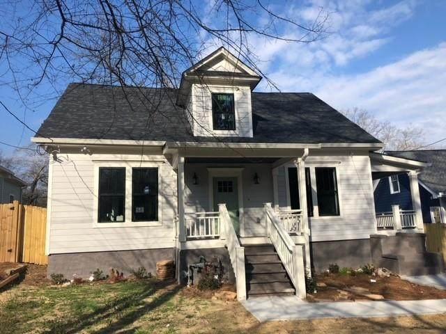 1115 Princess Avenue SW, Atlanta, GA 30310 (MLS #6831916) :: Scott Fine Homes at Keller Williams First Atlanta