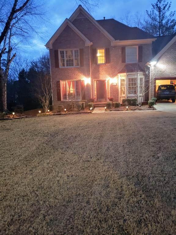 2705 NW Kaley Lane NW, Kennesaw, GA 30152 (MLS #6833123) :: Good Living Real Estate