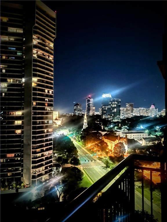 2626 Peachtree Road NW #1806, Atlanta, GA 30305 (MLS #6839730) :: RE/MAX Prestige