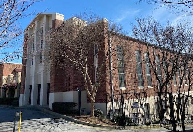 985 Ponce De Leon Avenue NE #306, Atlanta, GA 30306 (MLS #6848943) :: Good Living Real Estate