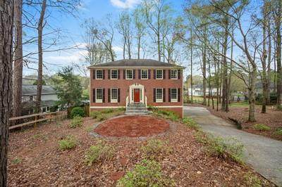 760 Marianna Lane, Alpharetta, GA 30004 (MLS #6861808) :: North Atlanta Home Team