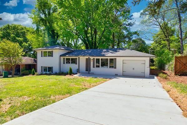 2905 Toney Drive, Decatur, GA 30032 (MLS #6867414) :: North Atlanta Home Team