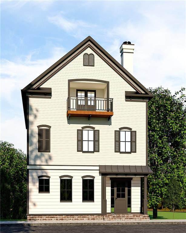 Lot6 Alcovy Terrace, Alpharetta, GA 30009 (MLS #6872322) :: North Atlanta Home Team