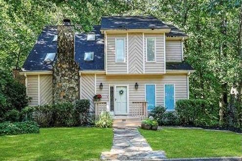 860 Lake Overlook, Roswell, GA 30076 (MLS #6909121) :: North Atlanta Home Team