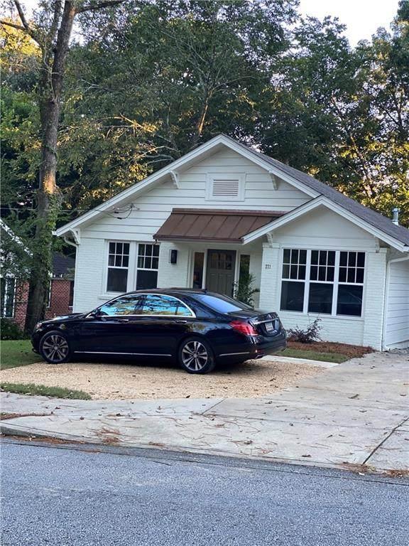271 Lindbergh Drive NE, Atlanta, GA 30305 (MLS #6940049) :: North Atlanta Home Team