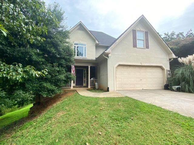 63 Centerport Drive, White, GA 30184 (MLS #6946141) :: North Atlanta Home Team
