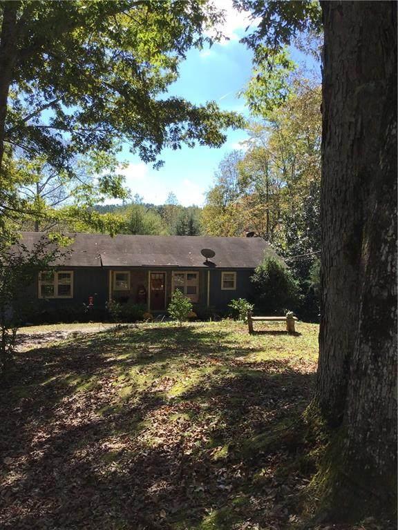617 Beaver Ridge Road, Jasper, GA 30143 (MLS #6951428) :: 515 Life Real Estate Company