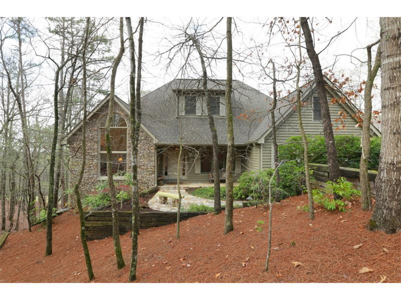 720 Wedgewood Drive, Big Canoe, GA 30143 (MLS #5518844) :: North Atlanta Home Team