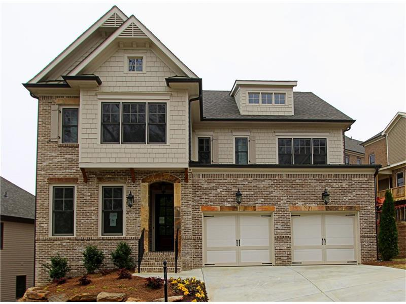3387 Bryerstone Circle, Smyrna, GA 30080 (MLS #5600381) :: North Atlanta Home Team