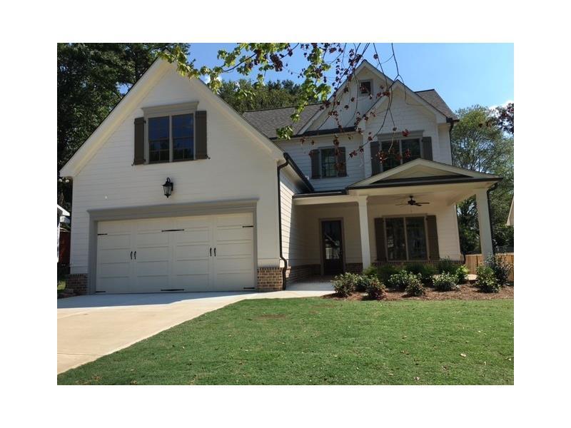1859 Georgian Terrace, Brookhaven, GA 30341 (MLS #5612829) :: North Atlanta Home Team