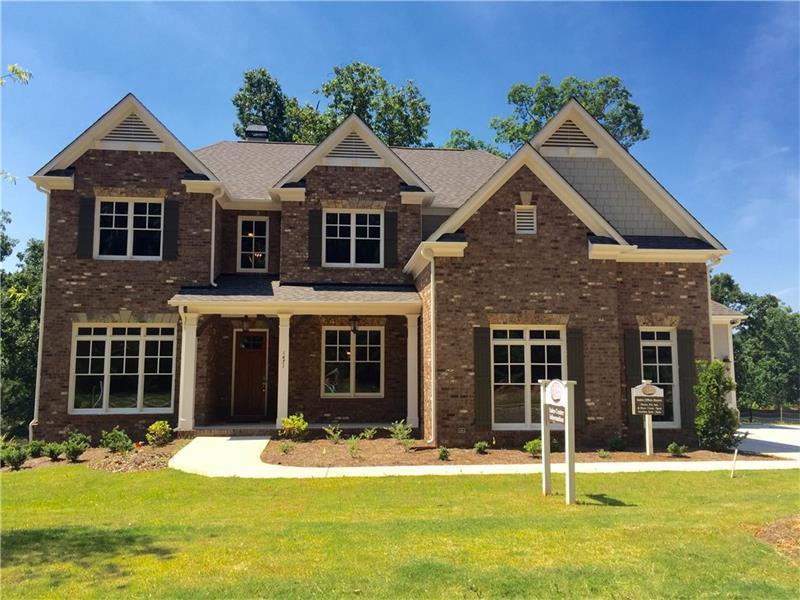 1471 Sutters Pond Drive NW, Kennesaw, GA 30152 (MLS #5613617) :: North Atlanta Home Team