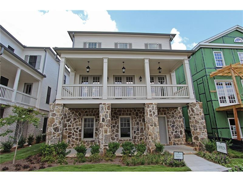 80 Commons Alley, Roswell, GA 30075 (MLS #5625306) :: North Atlanta Home Team