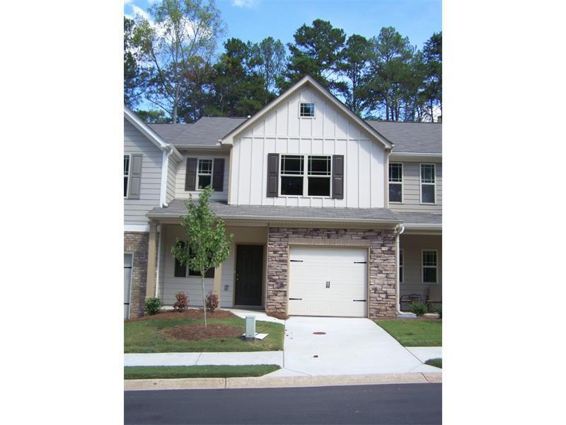 122 Oakview Passage #100, Canton, GA 30114 (MLS #5638971) :: North Atlanta Home Team