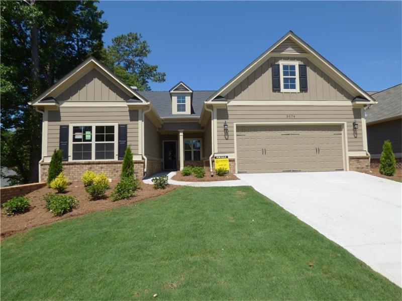 3674 Foxtrot Trail NW, Kennesaw, GA 30144 (MLS #5674233) :: North Atlanta Home Team