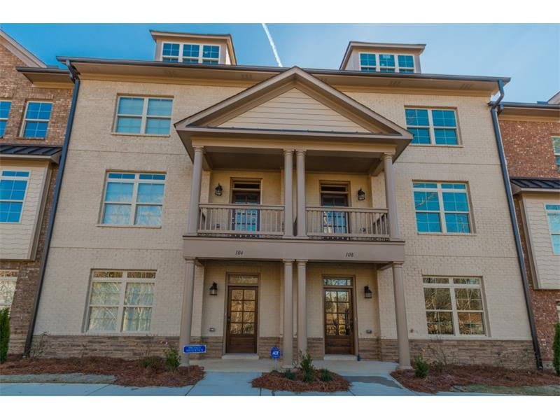 108 Festoon Court #50, Smyrna, GA 30080 (MLS #5681962) :: North Atlanta Home Team