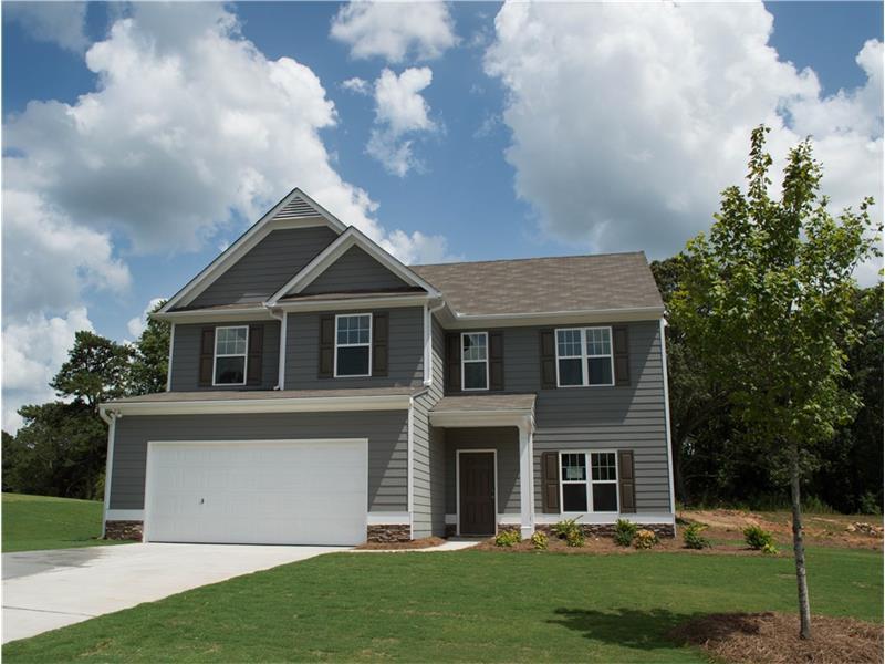 84 Concord Place, Hiram, GA 30141 (MLS #5688391) :: North Atlanta Home Team