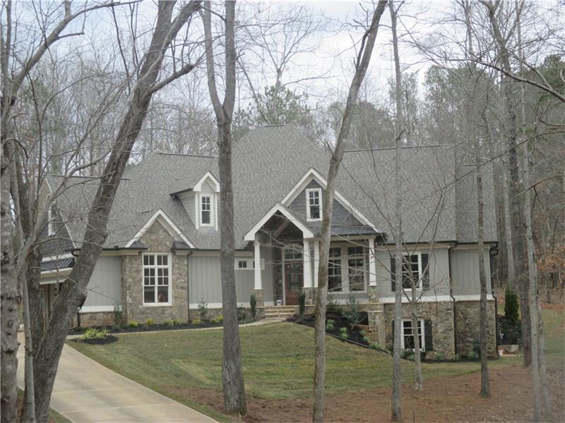 113 Serenity Lake Drive, Alpharetta, GA 30004 (MLS #5688405) :: North Atlanta Home Team