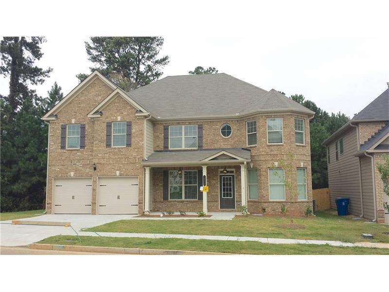 1050 Jacobs Farm Dr (Lot 25A), Lawrenceville, GA 30045 (MLS #5701454) :: North Atlanta Home Team