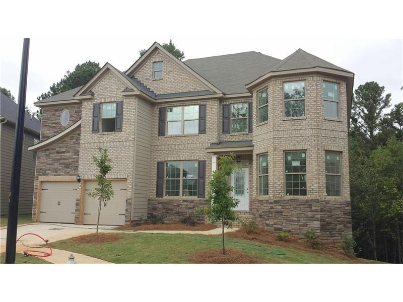 1022 Dorsey Place Court (Lot 16A), Lawrenceville, GA 30045 (MLS #5701605) :: North Atlanta Home Team