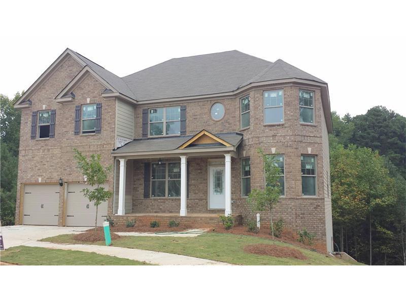1032 Dorsey Place Ct (Lot 17A), Lawrenceville, GA 30045 (MLS #5701608) :: North Atlanta Home Team