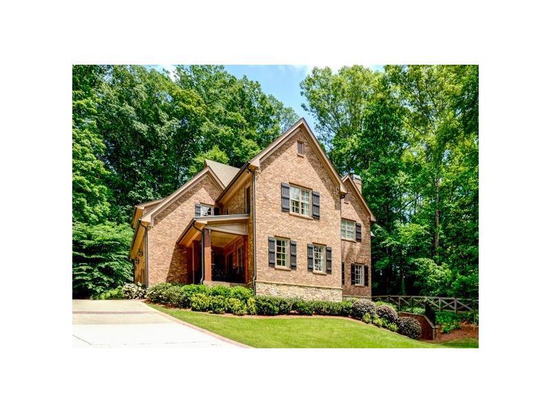 440 Conway Point Drive, Sandy Springs, GA 30327 (MLS #5705404) :: North Atlanta Home Team