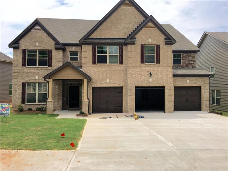 811 Lorrimont Lane, Fairburn, GA 30213 (MLS #5706400) :: North Atlanta Home Team
