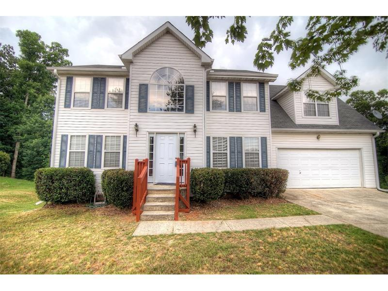 4444 Tuckahoe Court, Douglasville, GA 30135 (MLS #5707094) :: North Atlanta Home Team